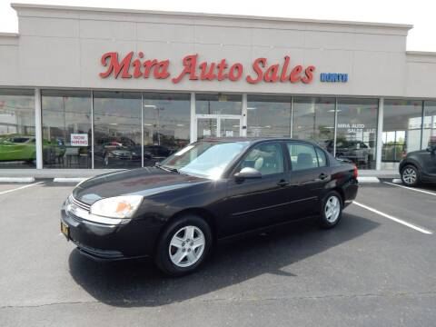 2005 Chevrolet Malibu for sale at Mira Auto Sales in Dayton OH