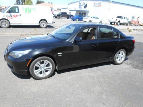 2010 BMW 5 Series for sale at Sutherlands Auto Center in Rohnert Park CA