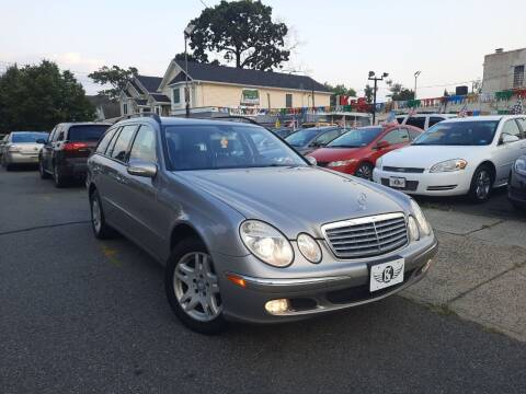 2005 Mercedes-Benz E-Class for sale at K & S Motors Corp in Linden NJ