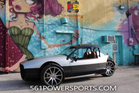 2020 Vanderhall Motor Works Carmel for sale at Powersports of Palm Beach in Hollywood FL