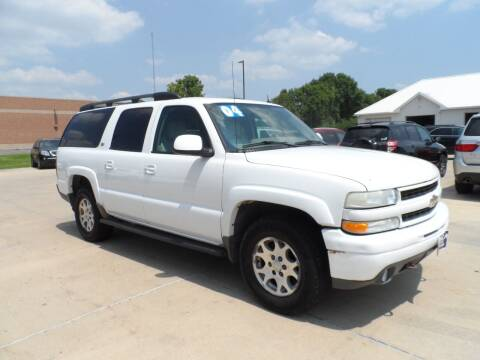 2004 Chevrolet Suburban for sale at America Auto Inc in South Sioux City NE