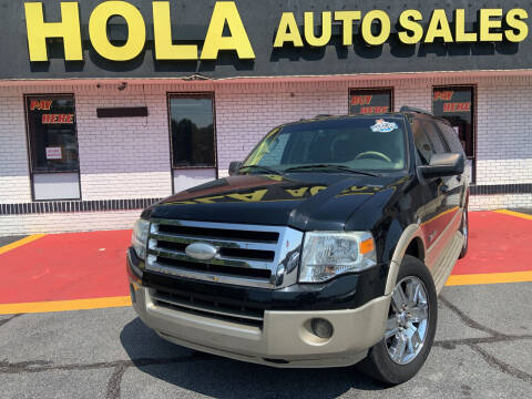 2008 Ford Expedition EL for sale at HOLA AUTO SALES CHAMBLEE- BUY HERE PAY HERE - in Atlanta GA