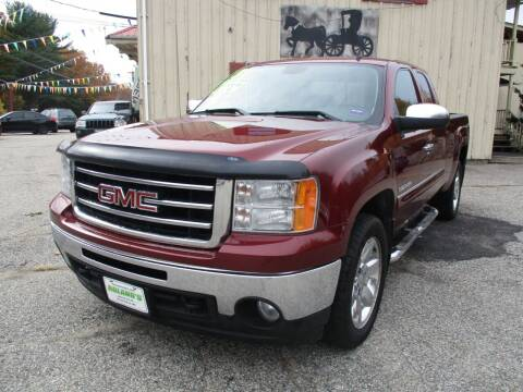 2013 GMC Sierra 1500 for sale at Roland's Motor Sales in Alfred ME