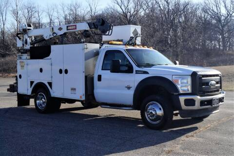 2011 Ford F-550 Super Duty for sale at KA Commercial Trucks, LLC in Dassel MN