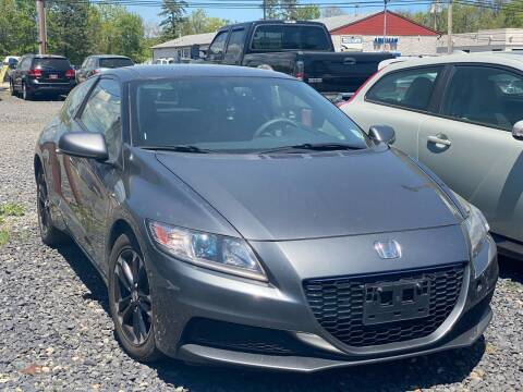 2015 Honda CR-Z for sale at CRS 1 LLC in Lakewood NJ