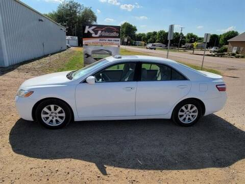 2009 Toyota Camry for sale at KJ Automotive in Worthing SD
