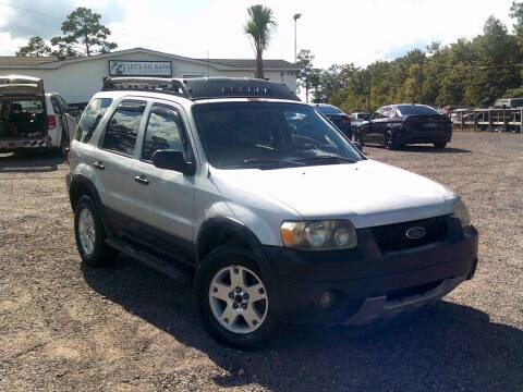 2005 Ford Escape for sale at Let's Go Auto Of Columbia in West Columbia SC