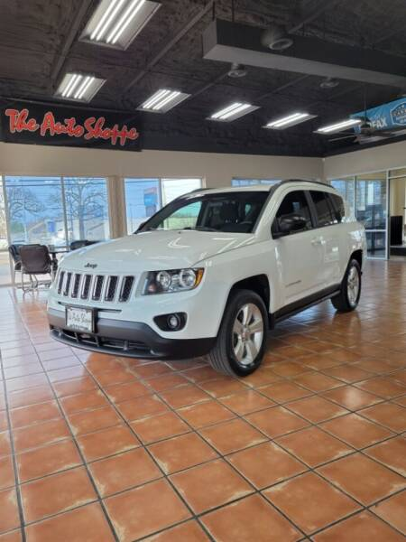 2014 Jeep Compass for sale at The Auto Shoppe in Springfield MO