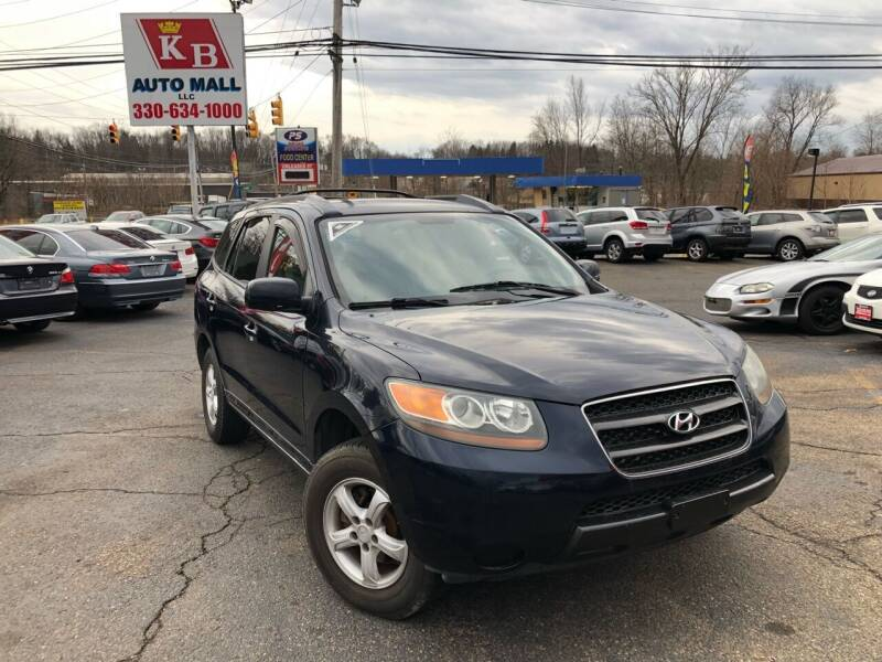2007 Hyundai Santa Fe for sale at KB Auto Mall LLC in Akron OH