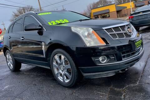 2011 Cadillac SRX for sale at Island Auto in Grand Island NE