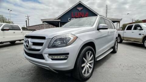 2013 Mercedes-Benz GL-Class for sale at LUNA CAR CENTER in San Antonio TX