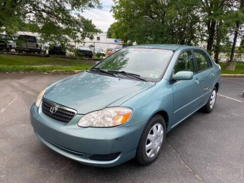 2006 Toyota Corolla for sale at Car Plus Auto Sales in Glenolden PA