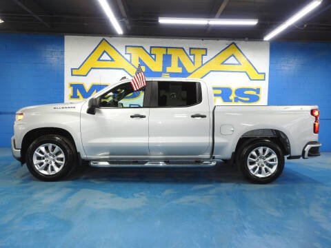 2019 Chevrolet Silverado 1500 for sale at ANNA MOTORS, INC. in Detroit MI