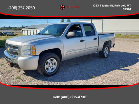 2011 Chevrolet Silverado 1500 for sale at Auto Solutions in Kalispell MT