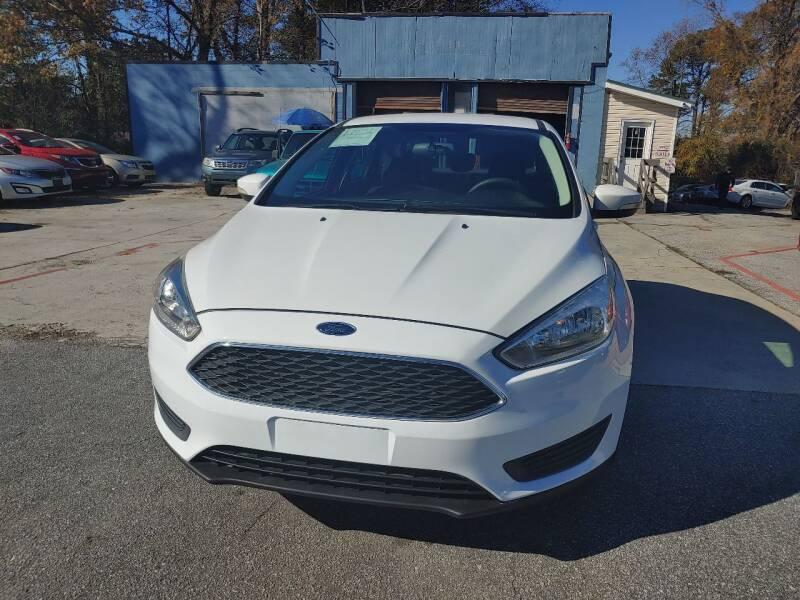 2016 Ford Focus for sale at Adonai Auto Broker in Marietta GA