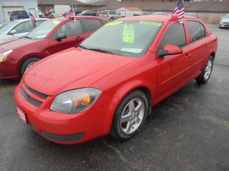 2007 Chevrolet Cobalt for sale at Century Auto Sales LLC in Appleton WI