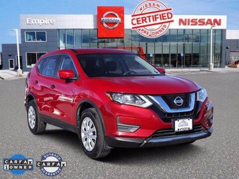 2017 Nissan Rogue for sale at EMPIRE LAKEWOOD NISSAN in Lakewood CO