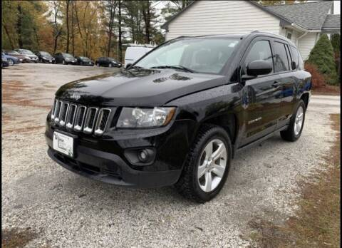 2013 Jeep Compass for sale at Innovative Auto Group in Little Ferry NJ