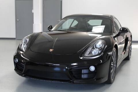 2016 Porsche Cayman for sale at Mag Motor Company in Walnut Creek CA
