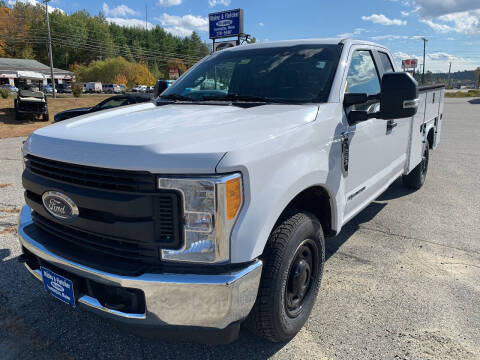 2017 Ford F-250 Super Duty for sale at Ripley & Fletcher Pre-Owned Sales & Service in Farmington ME