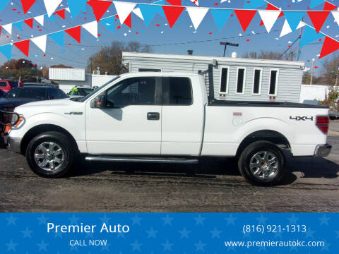 2013 Ford F-150 for sale at Premier Auto in Independence MO
