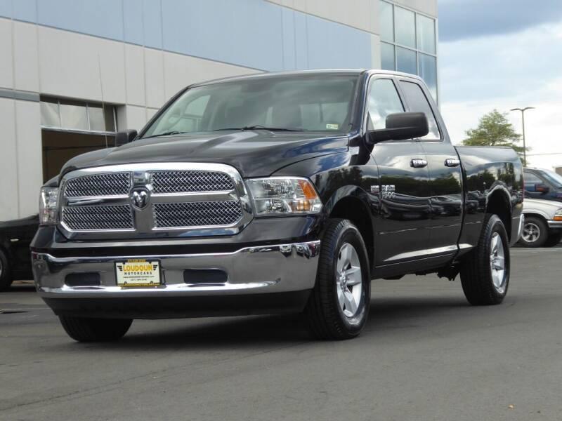 2014 RAM Ram Pickup 1500 for sale at Loudoun Motor Cars in Chantilly VA