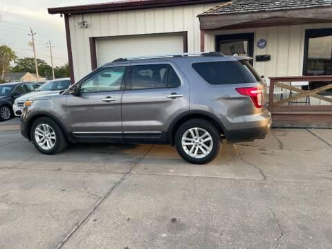 2014 Ford Explorer for sale at El Rancho Auto Sales in Des Moines IA