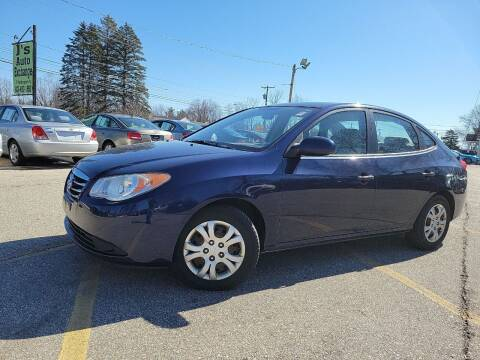2010 Hyundai Elantra for sale at J's Auto Exchange in Derry NH