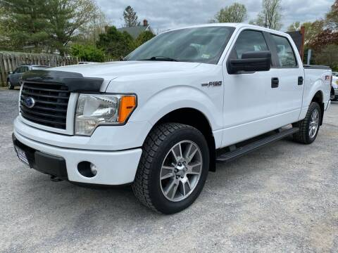 2014 Ford F-150 for sale at SETTLE'S CARS & TRUCKS in Flint Hill VA
