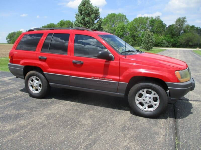 2001 Jeep Grand Cherokee for sale at Crossroads Used Cars Inc. in Tremont IL