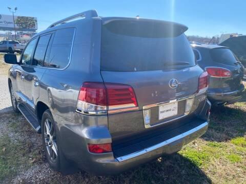 2013 Lexus LX 570 for sale at Z Motors in Chattanooga TN