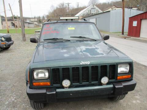 1999 Jeep Cherokee for sale at FERNWOOD AUTO SALES in Nicholson PA