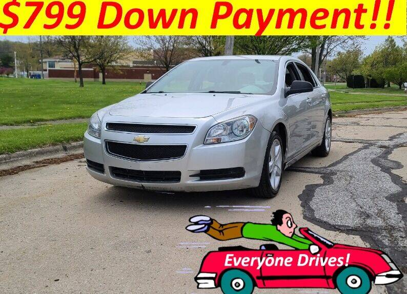 2012 Chevrolet Malibu for sale at World Automotive in Euclid OH