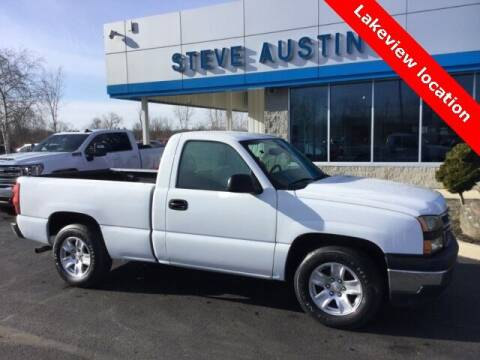 2006 Chevrolet Silverado 1500 for sale at Austins At The Lake in Lakeview OH