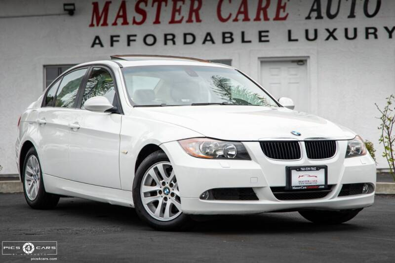 2007 BMW 3 Series for sale at Mastercare Auto Sales in San Marcos CA