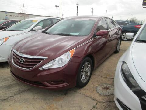 2013 Hyundai Sonata for sale at Downtown Motors in Macon GA