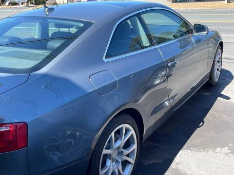 2012 Audi A5 for sale at HARE CREEK AUTOMOTIVE in Fort Bragg CA