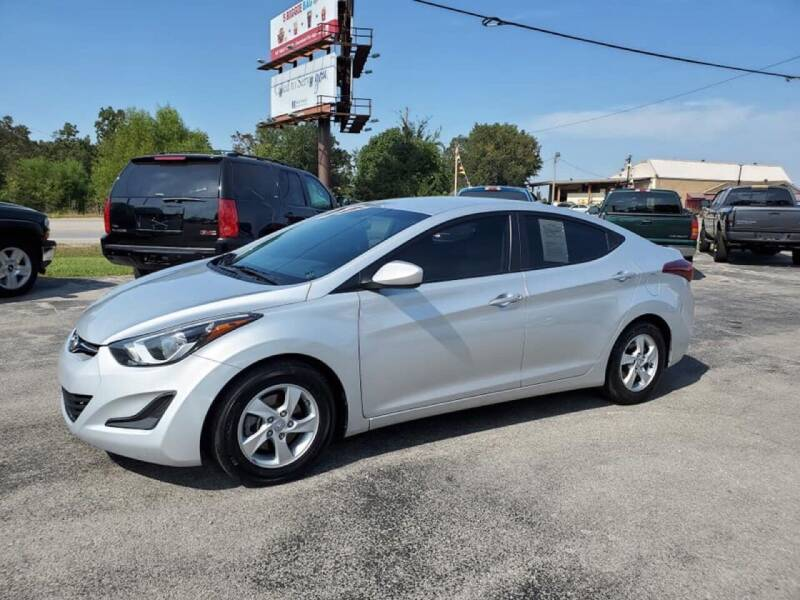 2015 Hyundai Elantra for sale at Aaron's Auto Sales in Poplar Bluff MO