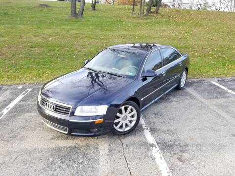 2005 Audi A8 L for sale at FAYAD AUTOMOTIVE GROUP in Pittsburgh PA