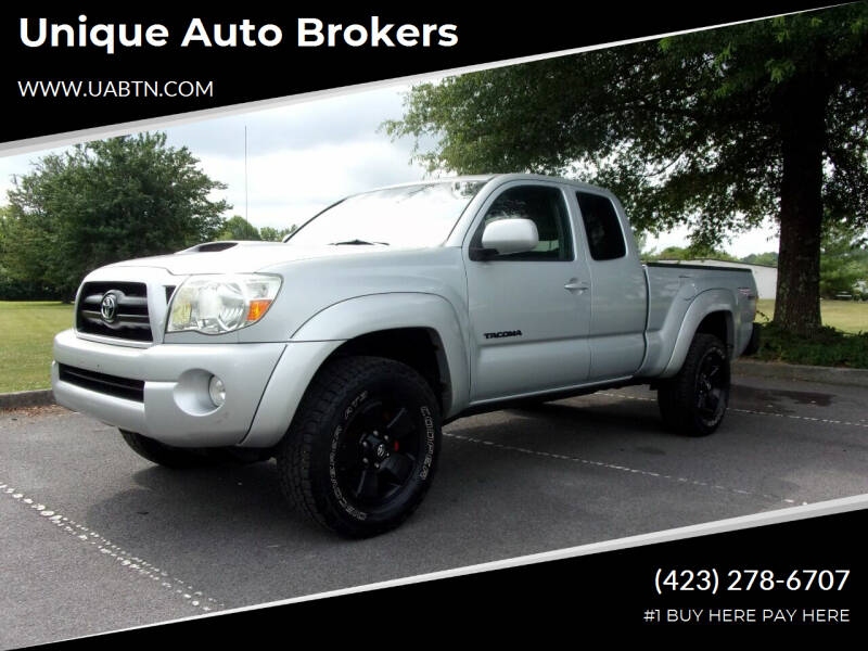 2005 Toyota Tacoma for sale at Unique Auto Brokers in Kingsport TN