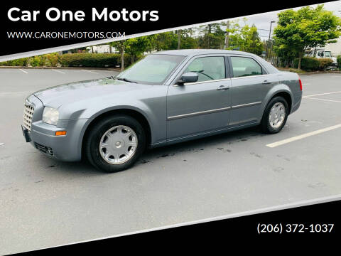 2006 Chrysler 300 for sale at Car One Motors in Seattle WA