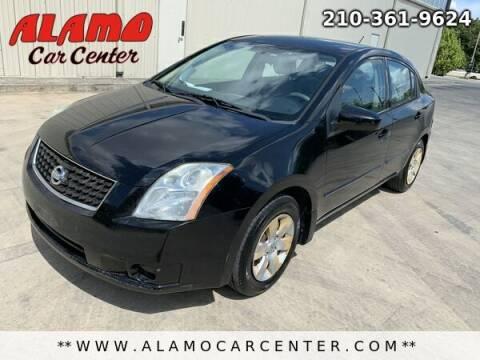 2009 Nissan Sentra for sale at Alamo Car Center in San Antonio TX