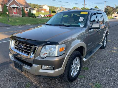 2006 Ford Explorer for sale at Trocci's Auto Sales in West Pittsburg PA