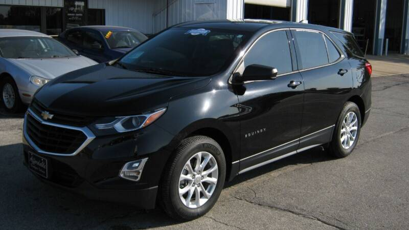 2018 Chevrolet Equinox for sale at Affordable Automotive Center in Frankfort IN