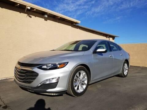 2020 Chevrolet Malibu for sale at SULLIVAN MOTOR COMPANY INC. in Mesa AZ