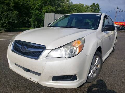 2011 Subaru Legacy for sale at speedy auto sales in Indianapolis IN