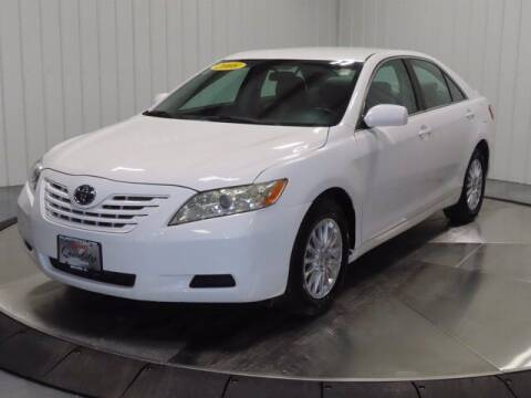 2008 Toyota Camry for sale at HILAND TOYOTA in Moline IL