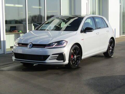 2021 Volkswagen Golf GTI for sale at Brunswick Auto Mart in Brunswick OH