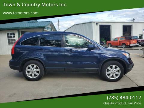 2009 Honda CR-V for sale at Town & Country Motors Inc. in Meriden KS