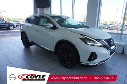 2020 Nissan Murano for sale at COYLE GM - COYLE NISSAN - Coyle Nissan in Clarksville IN